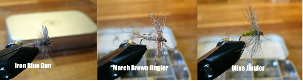 dry flies for april